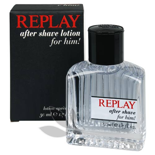 Replay for Him - voda po holení 50 ml